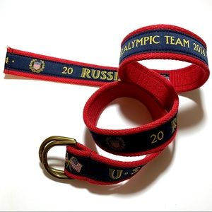 Polo USA Team 2014 Paralympic Belt